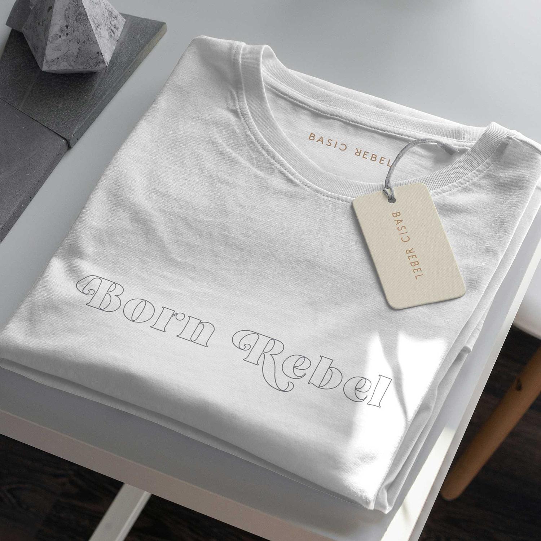 Born Rebel / T-Shirt